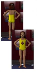 Curious George Swimsuit Preview