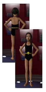 Tweety Swimsuit Preview