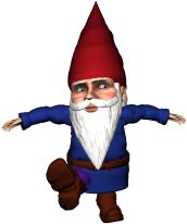 Gnome Makin' Magic