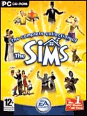 The Sims Complete Collection (Europe) Box Shot
