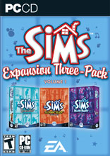 The Sims 1 Expansion Three-Pack Volume 1