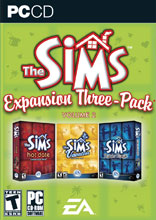 The Sims 1 Expansion Three-Pack Volume 2