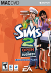 Buy The Sims 2 Open for Business (Mac) Now!