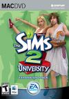 Buy The Sims 2 University (Mac) Now!
