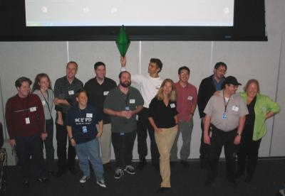 The people of Maxis who held presentations or otherwise helped making The Sims 2 University great